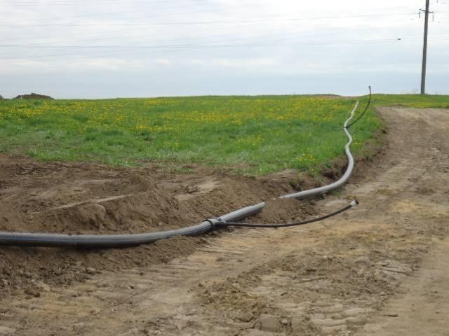 Строительство водопровода 29-05-2012