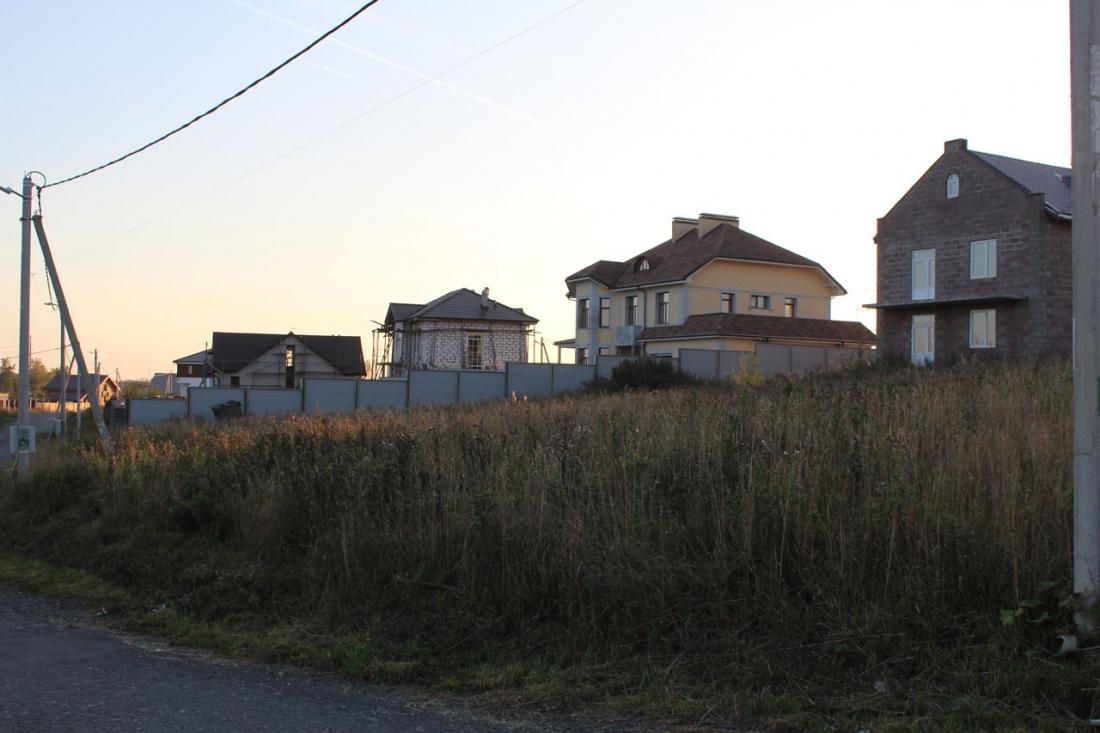 Строительство в Коттеджном поселке №-1